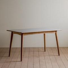 [찰스퍼니처] 린 리놀륨 사각형 테이블 01_1400