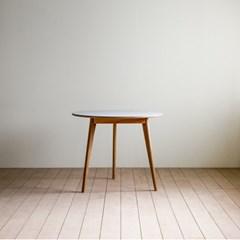 [찰스퍼니처] 린 리놀륨 원형 테이블 01_900