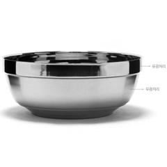 퀸센스 이중진공 스텐 냉면기18cm_(2473569)