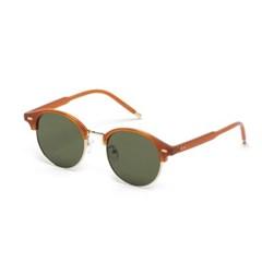 kami et muse gold point line 2103s Sunglasses Uv400