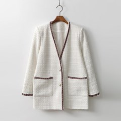 Fancy Tweed Jacket