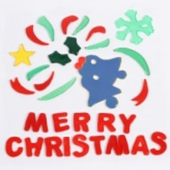 종 젤리 스티커 20cm 트리 크리스마스 장식 TRMBLS_(1389959)