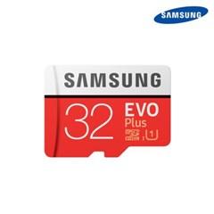 삼성정품 마이크로 SD카드 EVO PLUS  32GB+SD 어댑터 메모리카드