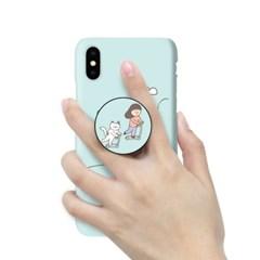 [T]소울메이트 스마트톡 3D하드 케이스