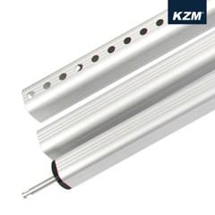 카즈미 알루미늄 슬라이드 폴대 32파이/1800mm K3T3T311SR 타프폴대