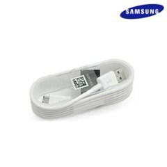 삼성정품 마이크로 5핀 고속충전 케이블 화이트