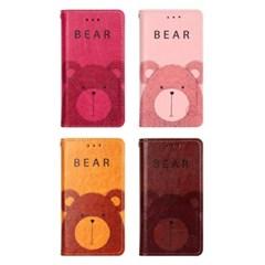 LG X6 2019 (LG X625) Suk-Bear 지갑 다이어리 케이스_(2277566)
