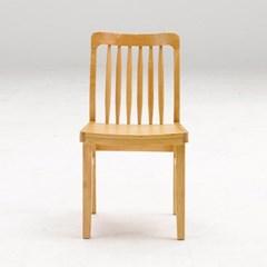 키요 고무나무 원목 식탁 의자 B타입_(1255132)