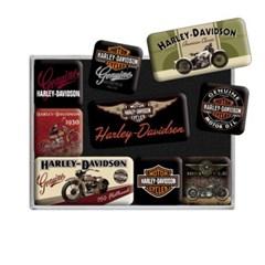 노스텔직아트[83037] Harley-Davidson Bikes