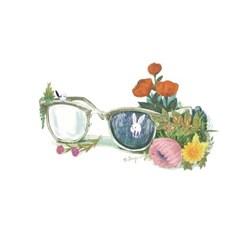 안경 정원