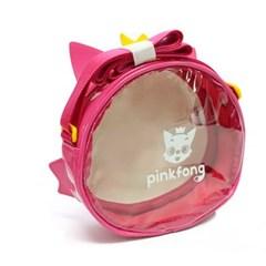 핑크퐁 원형 비치크로스