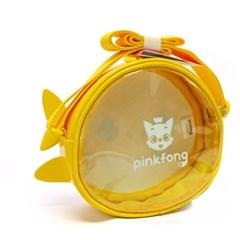 핑크퐁 아기상어 원형 비치크로스
