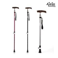 [실버로드] 정품 노인 효도 한발 지팡이