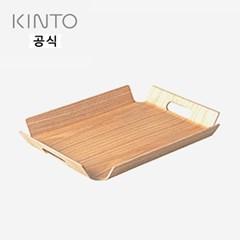 킨토 논슬립 프람 핸들 트레이 (445×335mm) - 버드나무_(1421485)