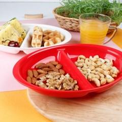 다용도 나눔 접시/어린이 간식접식