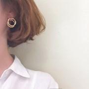[볼드 귀걸이] 샐리 이어링