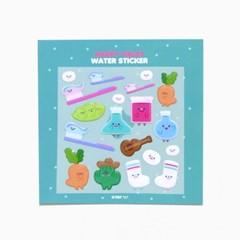 HAPPY OBJET water sticker