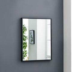 반리 심플 벽걸이 거울 600_(1259321)