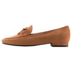 SPUR[스퍼] 로퍼 OF7009 Classic bow loafer 카멜