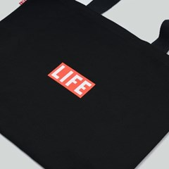 LIFE SHOPPER BAG_BLACK_(1424731)