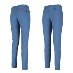 [덕마운트] 아웃도어 여자 등산 스판팬츠 NAPOLIANA P - BLUE