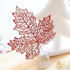 포인가지큰잎 36cm 트리 크리스마스 장식 소품 TROMCG_(1420477)