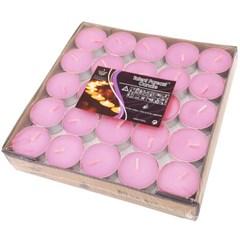 프리미엄 티라이트캔들 50개입 [핑크] 3.5H_(11794986)