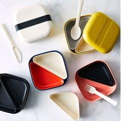 [에코보] 사각 런치박스 (Go Square Lunch Box)