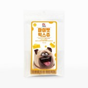 마이펫의 이중생활 믹스츄 110g/강아지껌,애견껌