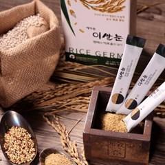 에이원 이쌀눈 국산 현미 100% 볶음 쌀눈 2BOX(60포)_(1257159)