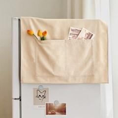 블랭크 냉장고커버 / 냉장고 덮개 (RM 228001)