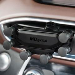 MD글로벌 차량용 자바라 거치대 송풍구형+대시보드형