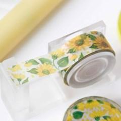 Sunflower Masking Tape