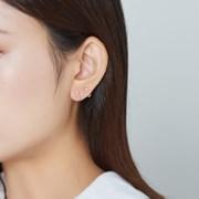 [SET] 방울 귀걸이 + 큐빅 귀걸이