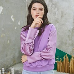 Blend Easy Sweatshirt Purple