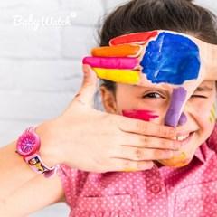 [Babywatch] 손목시계 - ZAP Bonjour Paris Pink (봉쥬르 파리 핑크)