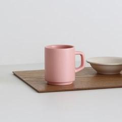 홈카페 레인보우 머그컵 (8color) - A