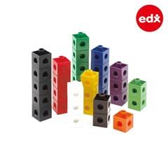 [EDX] 창의수학 링크멀티 큐브블록 100PCS (12010)