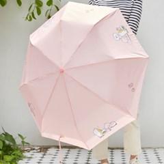 레이지선데이 3단우산 어피치