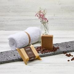 짜이디 커피 천연수제비누 100g