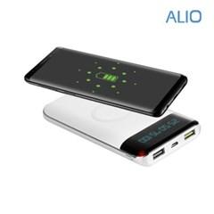 알리오 유무선충전 고속보조배터리 ALU-WQB10000_(1072065)
