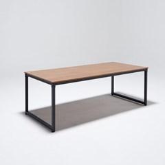 리올 와이드 6인 식탁 테이블 2100_(1265105)