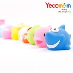 [예꼬맘] LED 물놀이 장난감 프렌즈 4종세트