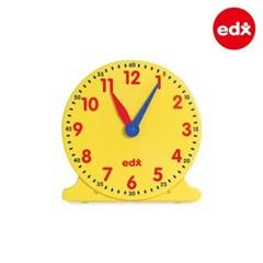 [EDX] 12시간학습 모형시계 소형 6개 1세트 (25815)