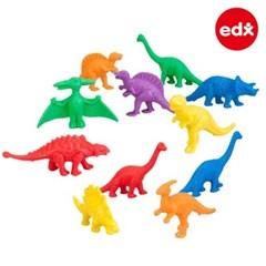 [EDX] 공룡 모형 수세기 128PCS (13036C)