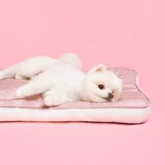 발라당 강아지 고양이 모달 방석 (M / L)