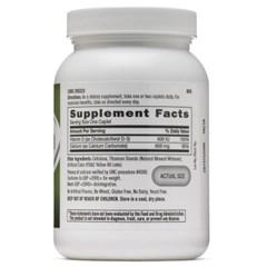 GNC 칼슘 앤 비타민D3 120정 2개 세트