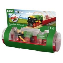 브리오 터널과 증기기차(33892)