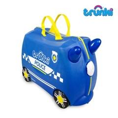 트렁키 아동용 캐리어 PERCY POLICE CAR_(1596646)