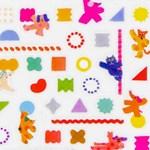 [AIUEO] SCHEDULE POP PICKUP STICKER_DOG CLIMBING